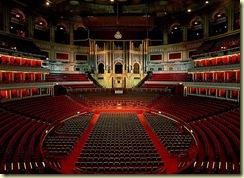 Royal Albert Hall - interior