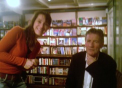Lorie and Michael Palin