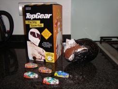 Easter in London - Top Gear style