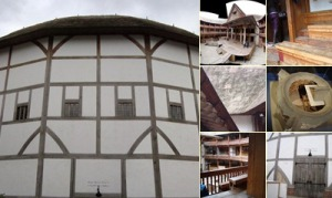View Shakespeare's Globe Theatre