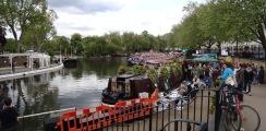 Little Venice Boat Party in London