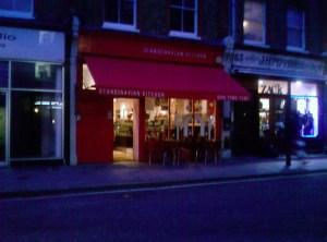Scandinavian Kitchen in London