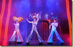 A scene from Priscilla Queen Of The Desert @ Palace Theatre, London
