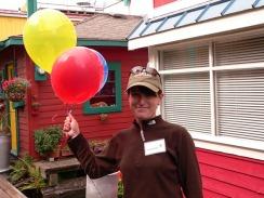 FHA Tour 2010 - 24 Volunteer Lorie Groth @ #9