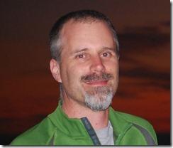 Headshot of Brian at Cape Flattery WA