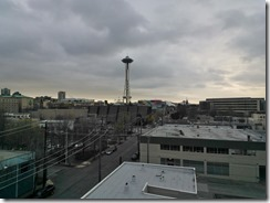 Space Needle with WinPhone auto-fix - Nokia Limina 900