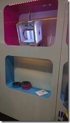 3D printer and spools of plastic to print with