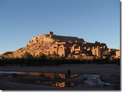Aït Benhaddou where many movies have been filmed