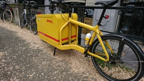 Cargo bike 6 - delivery bike