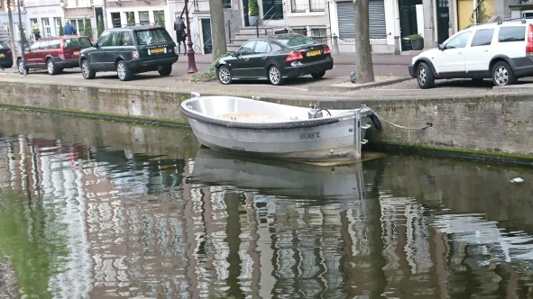 Common tin boat