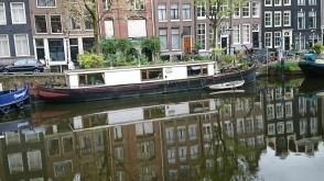 Live aboard boat