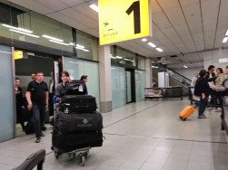 Lorie Lands in Amsterdam
