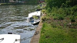Sinking boat - 2