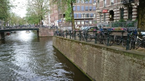 Bikes and canals 1
