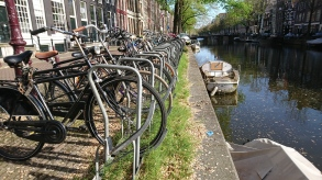 Bikes and canals 2