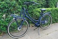 Brian's new bike