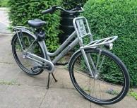 Lorie's new bike