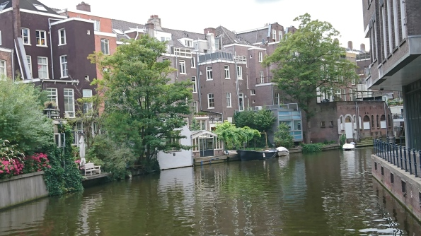 Living with the canal