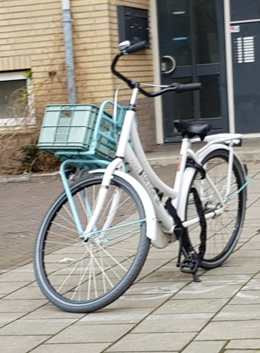 Bike lock - stand alone