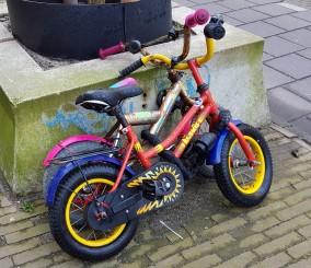 Bike locks - buddy system