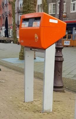 Mail box - clean