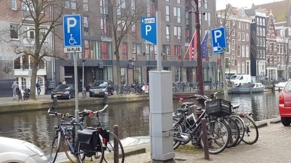 Where to park you car