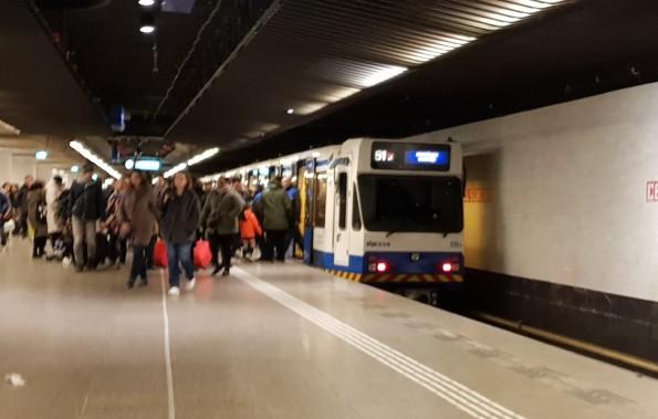 Train (metro) - 1