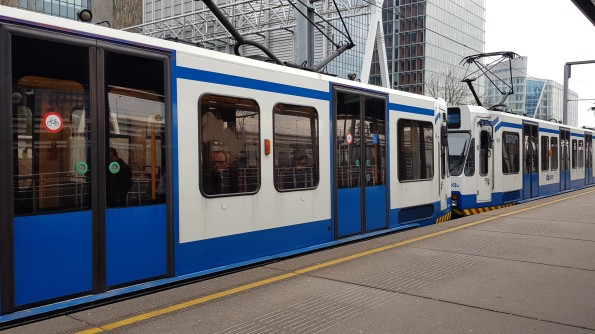 Train (metro) - 2